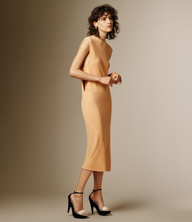 Narciso Rodriguez Cady Sleeveless Dress