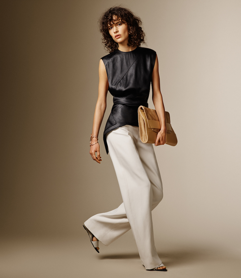 Narciso Rodriguez Wrap Top