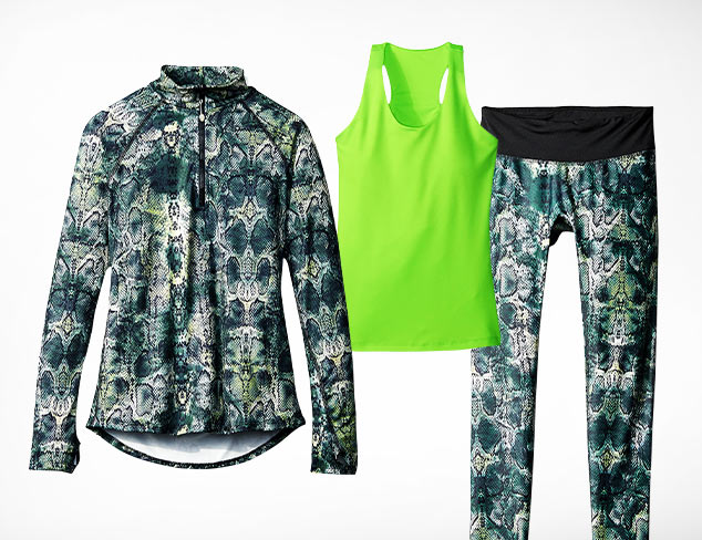 New Markdowns Activewear feat. Prismsport at MYHABIT
