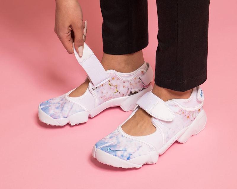 Nike Air Rift Print Cherry Blossom
