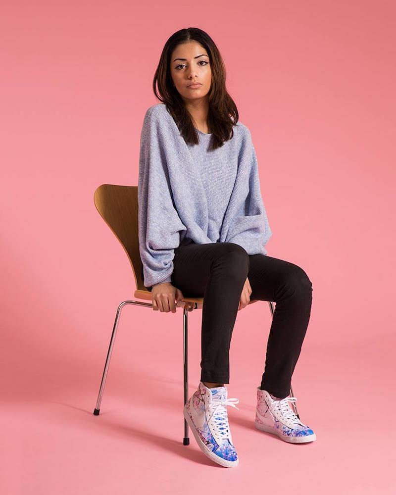Nike Blazer Mid Print Cherry Blossom_1