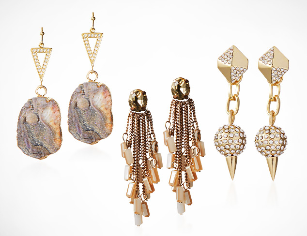 Not Your Average Earrings at MYHABIT