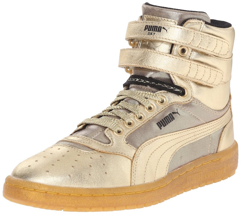 PUMA Sky II HI Metallic Sneaker