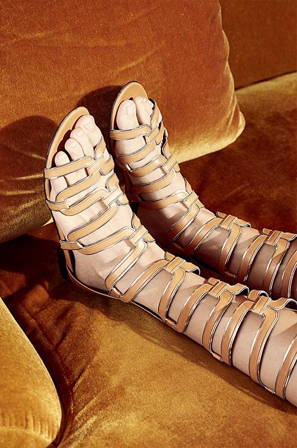Pierre Hardy Kaliste Gladiator Sandals