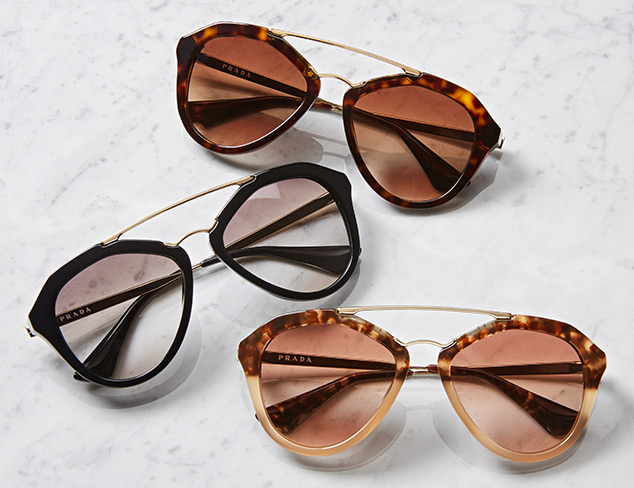 Prada Sunglasses at MYHABIT