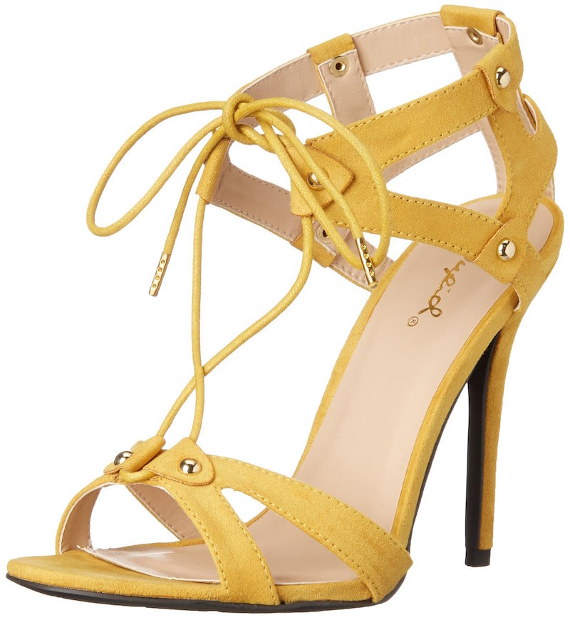 Qupid ARA-70 Dress Sandal