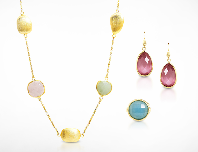 Rivka Friedman Gemstone Jewelry at MYHABIT