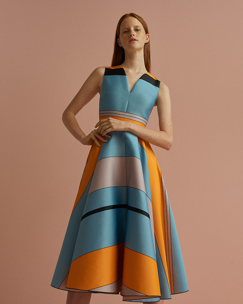 Roksanda Lovell Sleeveless Dress