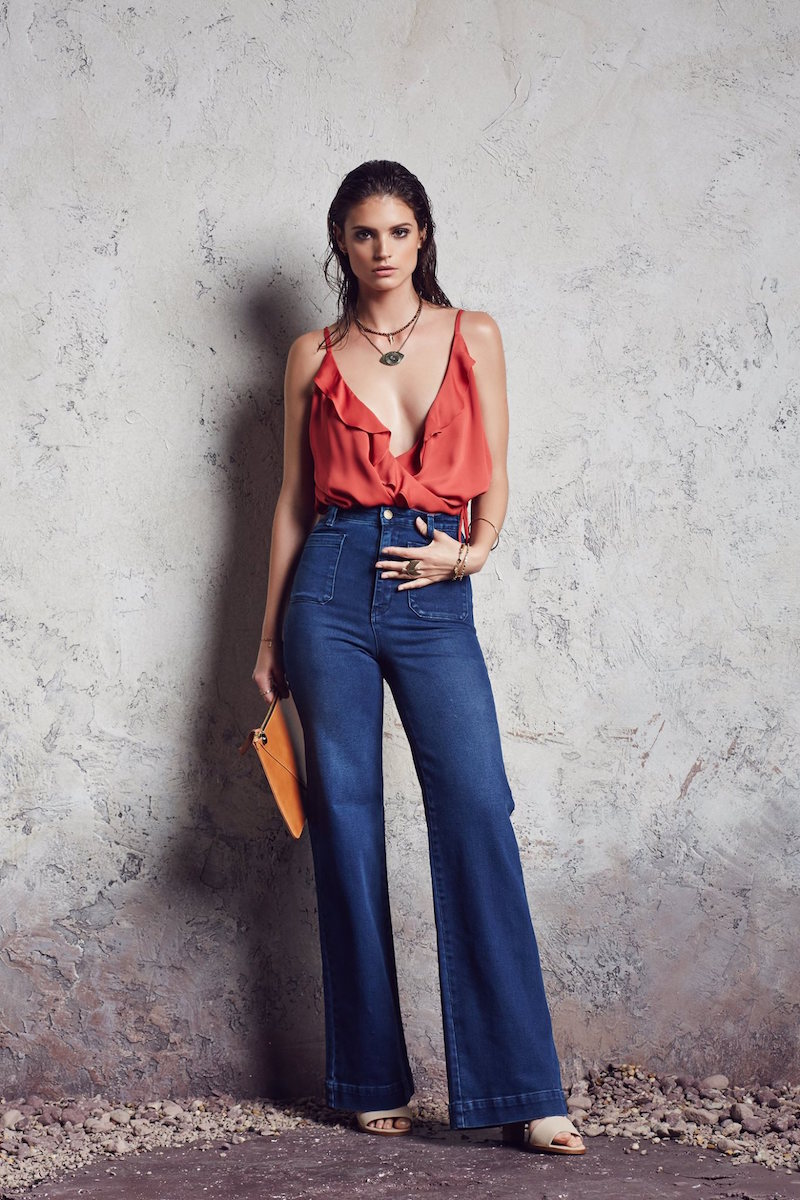 Rolla's Sailor Flare Jeans