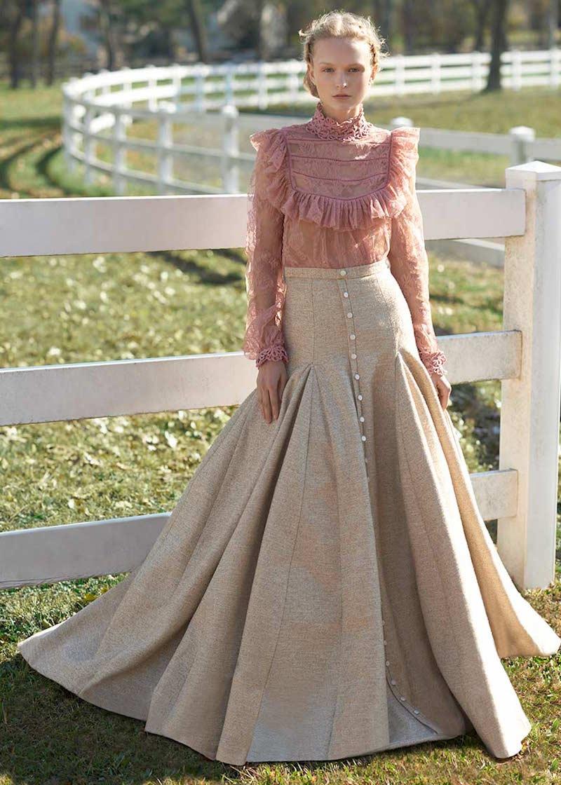 Rosie assoulin Armada Skirt