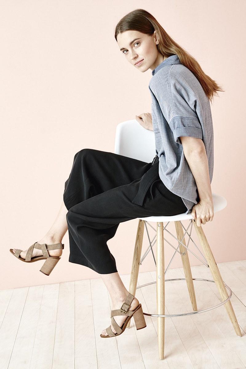 SARTO By Franco Sarto Sabine Block Heel Sandal