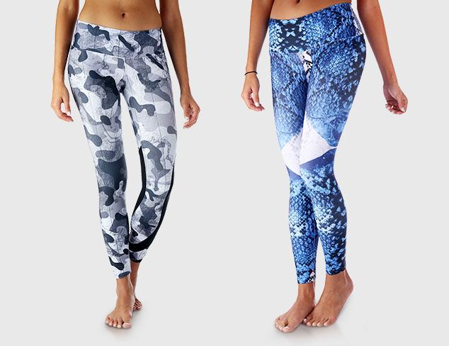 Sadhana Activewear at MYHABIT