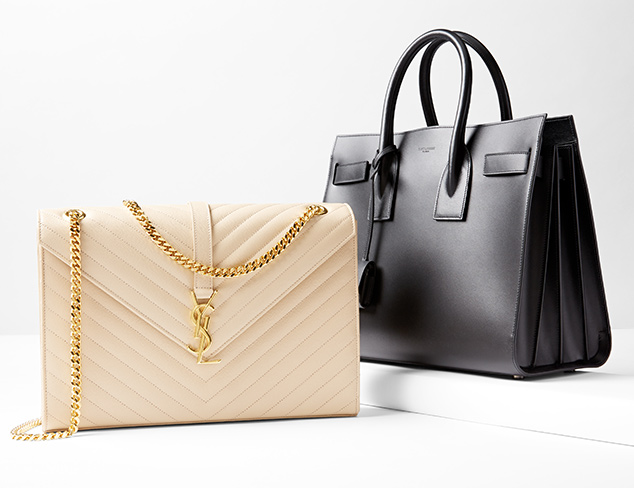 Saint Laurent Handbags at MYHABIT