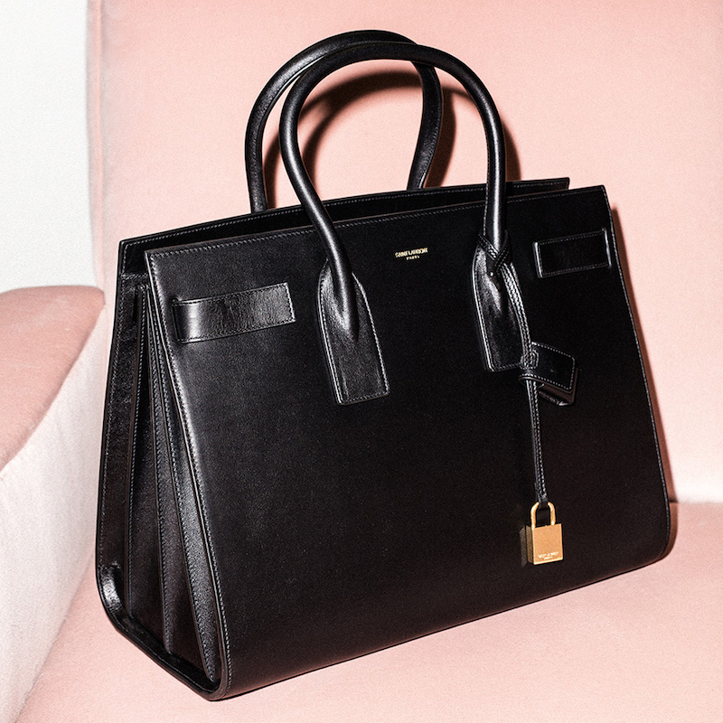 Saint Laurent Large Sac De Jour Carryall Bag