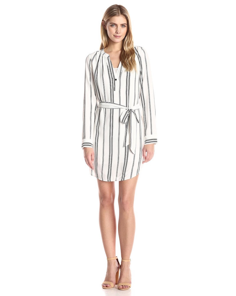 Sanctuary Clothing City Stripe Shirt Dress