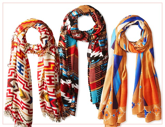Scarves feat. Theodora & Callum at MYHABIT