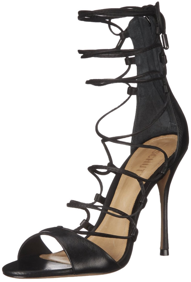 Schutz Leila Dress Sandal