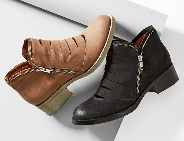 Seasonless Staple The Ankle Boot at MYHABIT
