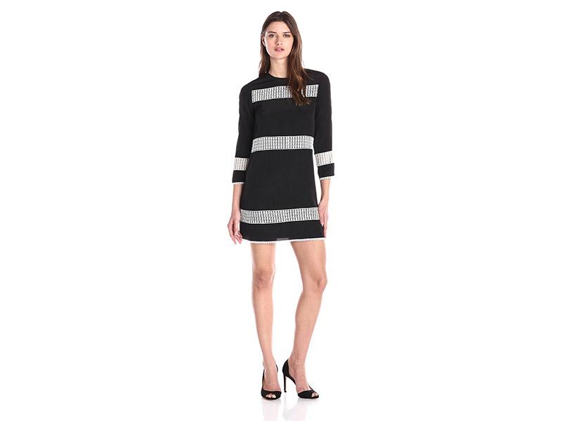 Shoshanna Silk CDC Ianna Dress