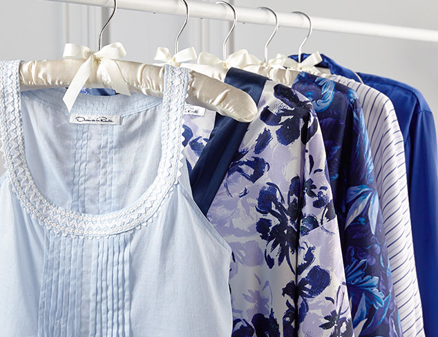 Stylish Sleepwear feat. Oscar de la Renta at MYHABIT