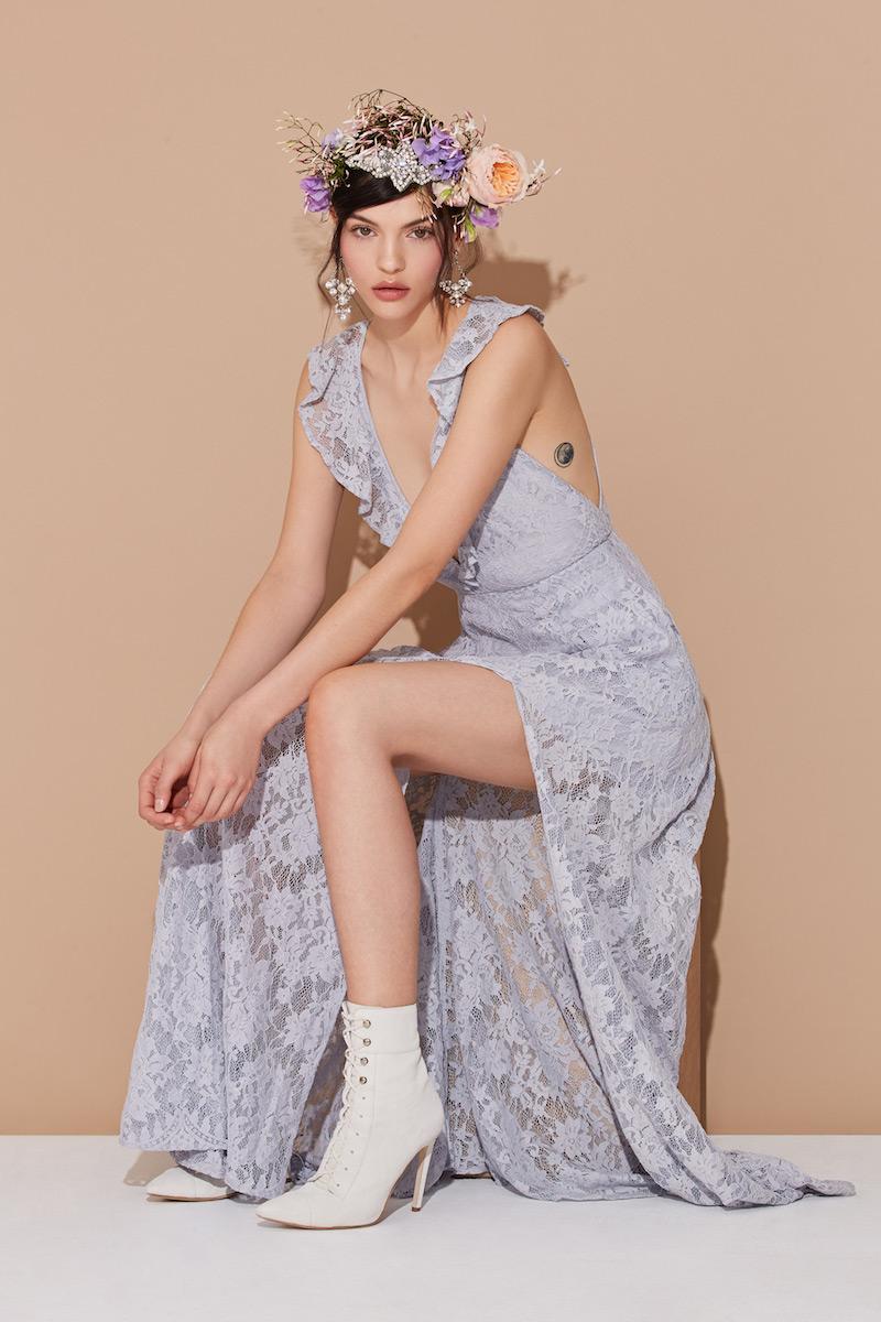The Jetset Diaries Wanderlust Lace Dress