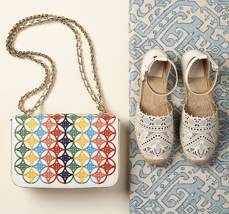Tory Burch Roselle Espadrille
