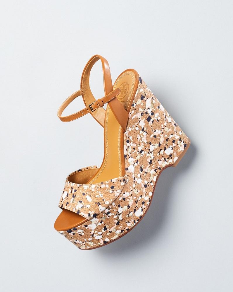 Tory Burch Solana Platform Sandal