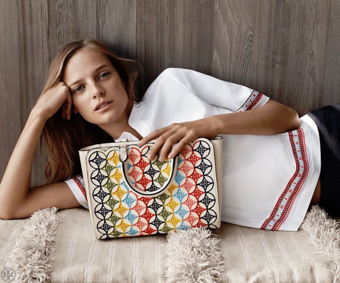 Tory Burch The New Robinson Collection
