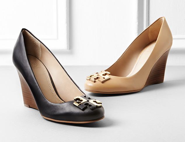 Tory Burch, Vince & More Designer Shoes at MYHABIT