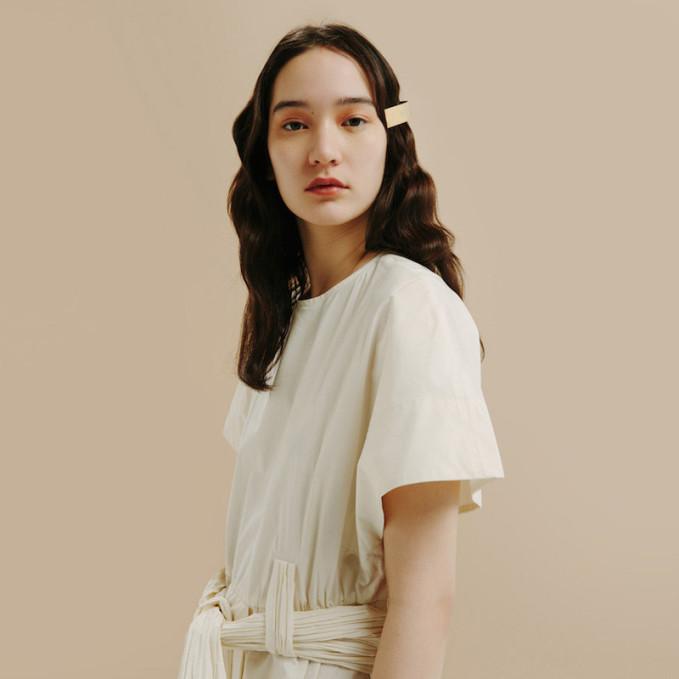 Trademark Fortunie Belted Dress_1