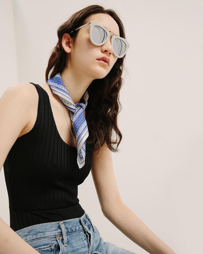 Trademark Ribbed Bodysuit