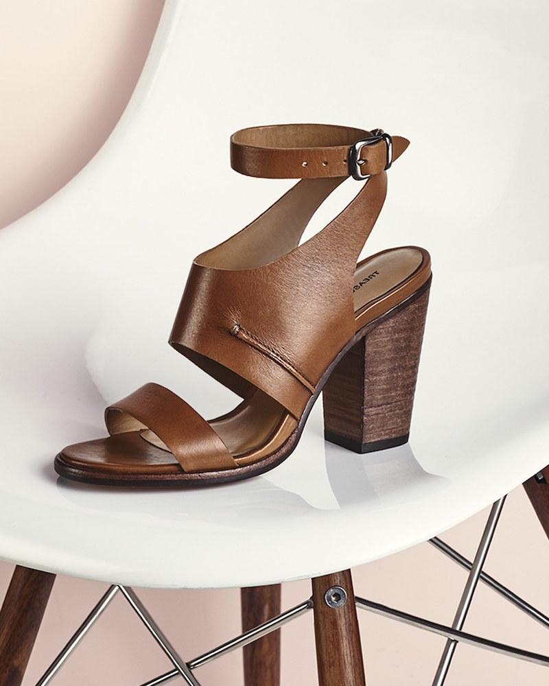 Treasure&Bond Ankle Strap Sandal