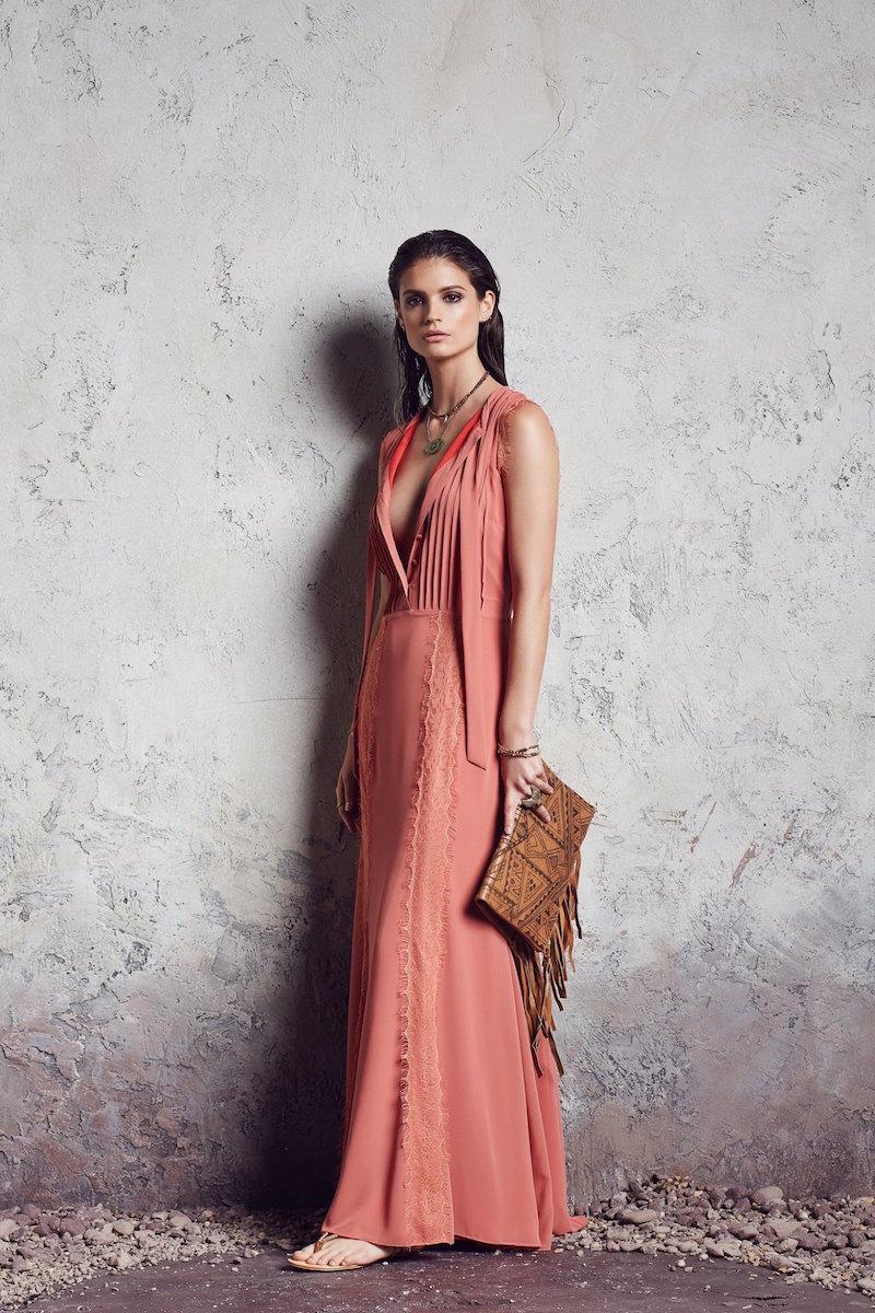 Tularosa Ray Maxi Dress