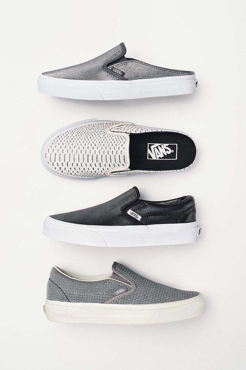 Vans Classic Slip-On Sneaker Mule