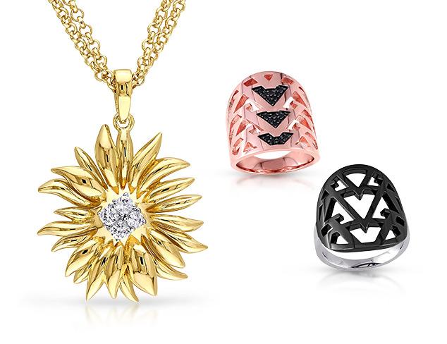 Versace 19.69 Abbigliamento Sportivo SRL Jewelry at MYHABIT