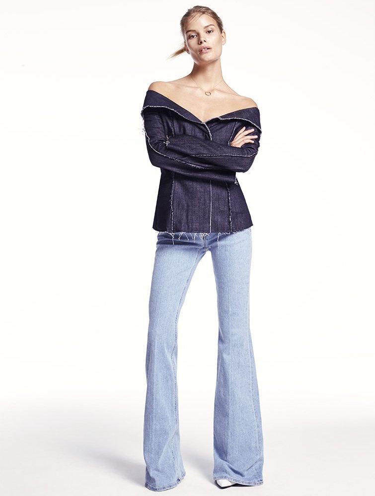 Victoria Victoria Beckham Flare Jeans
