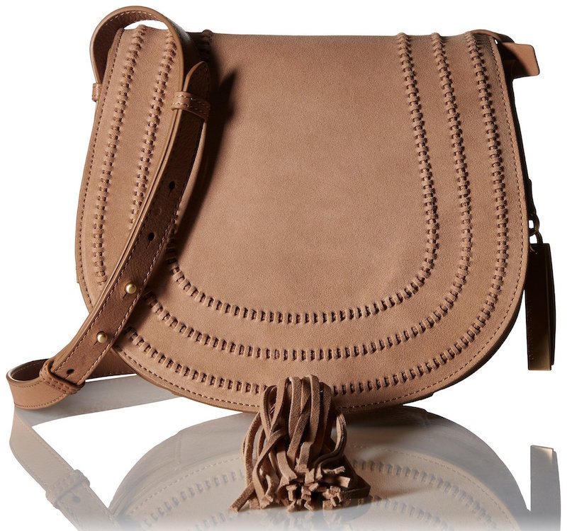 Vince Camuto Izzi Flap Cross-Body Bag