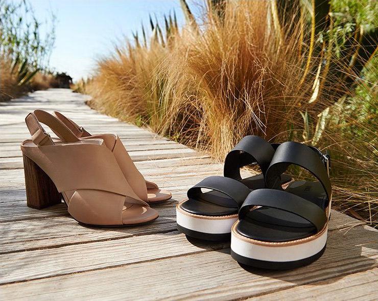 Vince Mana Flatform Sandals