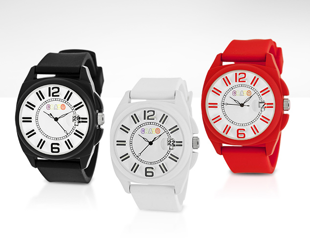 Watches feat. Crayo at MYHABIT