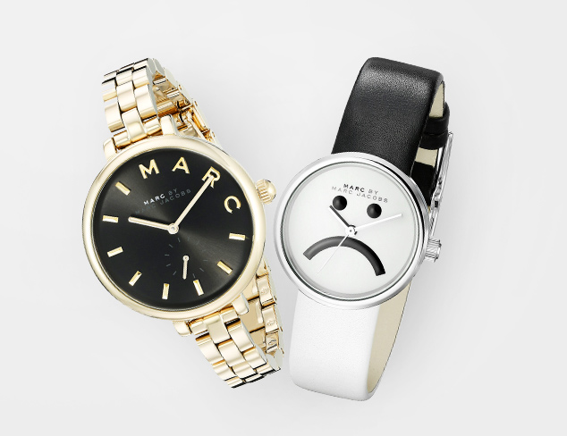 Watches feat. Marc by Marc Jacobs at MYHABIT
