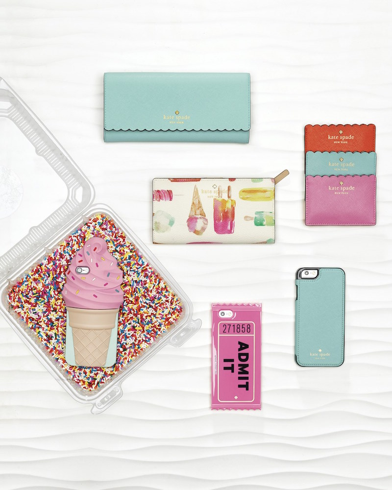 kate spade new york ice cream iPhone 6 & 6s case