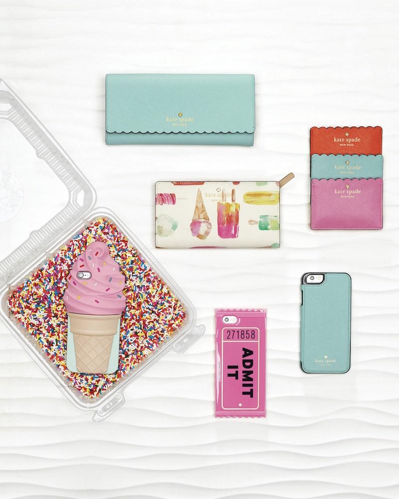 kate spade new york ice cream iPhone 6 & 6s case