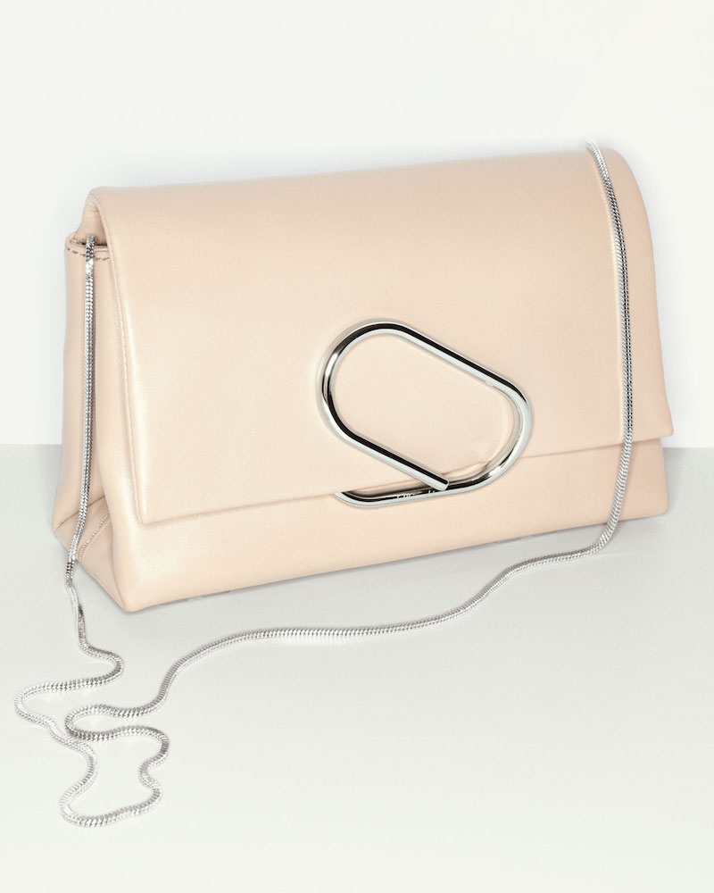 3.1 Phillip Lim Alix Soft Flap Clutch Bag