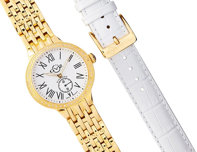 90 Off GV2 Diamond Watches at MyHabit