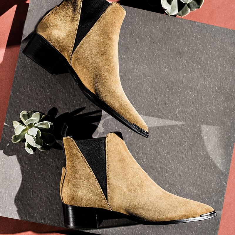 Acne Studios Jensen Suede Boots