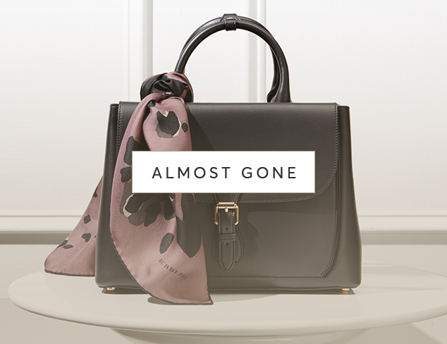 Almost Gone Handbags at MyHabit