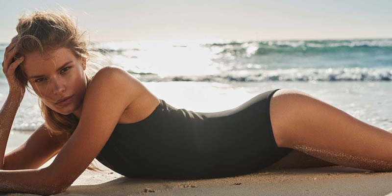 Anthony Vaccarello Perforated Swimsuit_1
