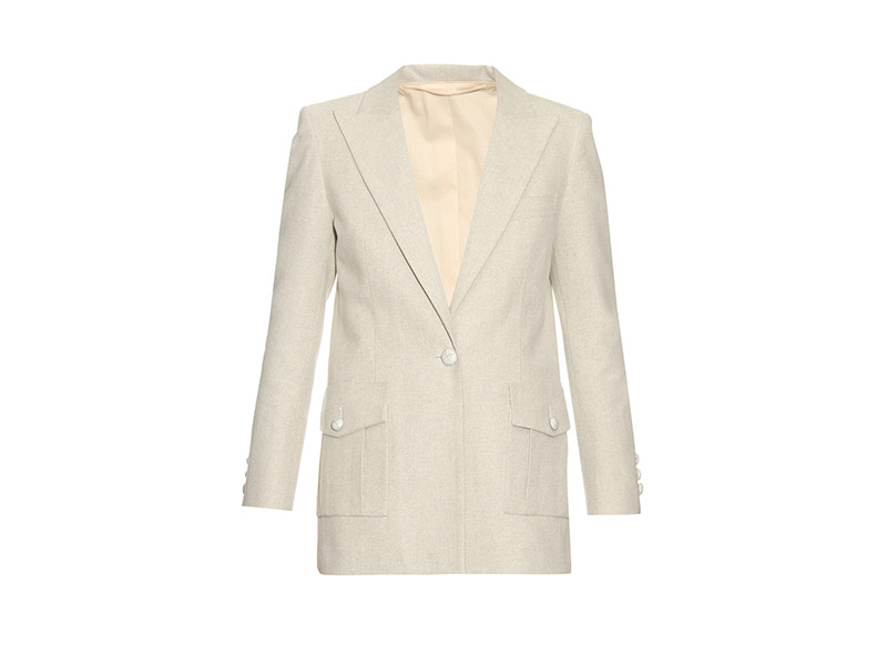 Blazé Milano Weekend See You Then Cotton-twill Blazer