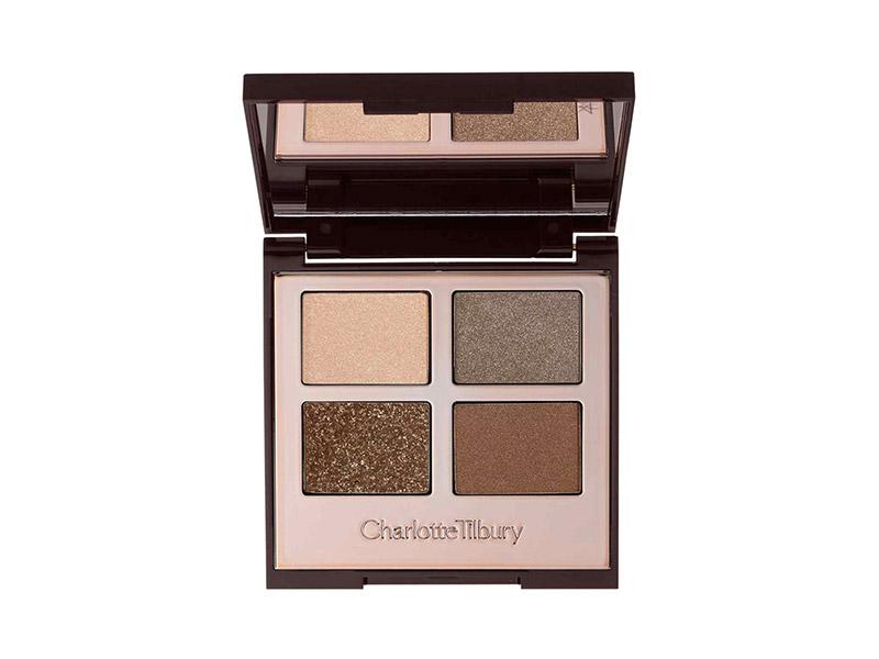 Charlotte Tilbury Luxury Palette The Golden Goddess Color-Coded Eyeshadow Palette