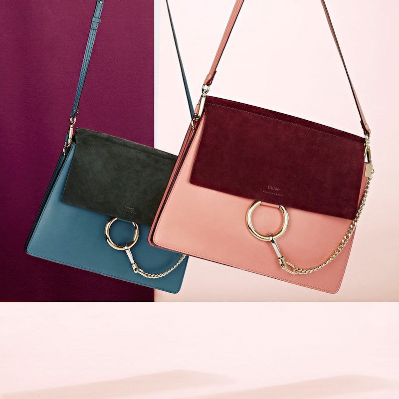 Chloé Faye Medium Shoulder Bag_1